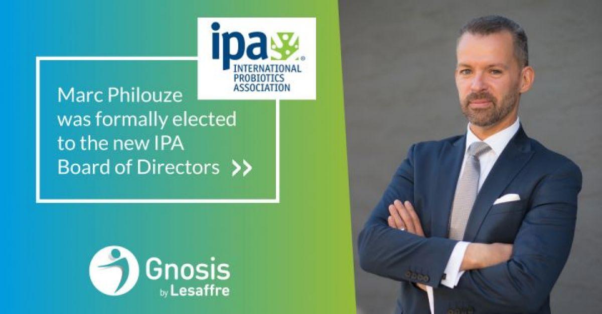 Marc Philouze - International Probiotics Association