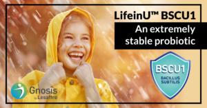 LifeinU BSCU1 stable probiotic