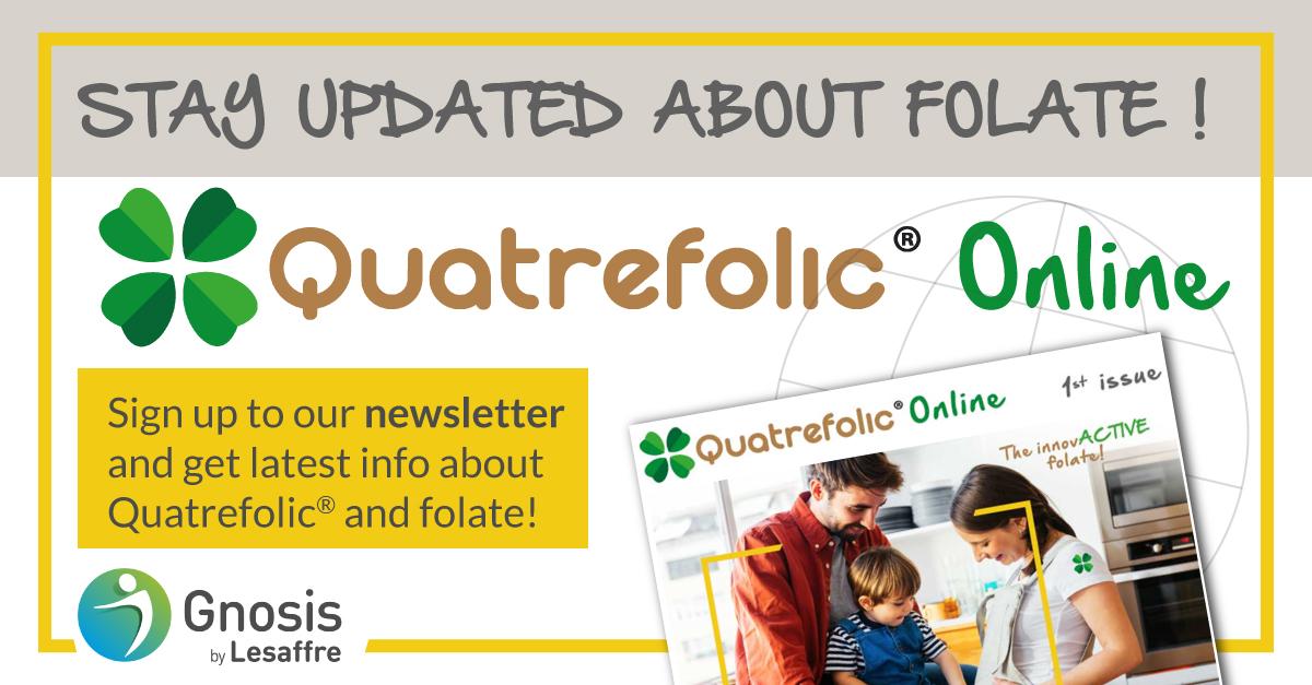 Subscribe to Quatrefolic online