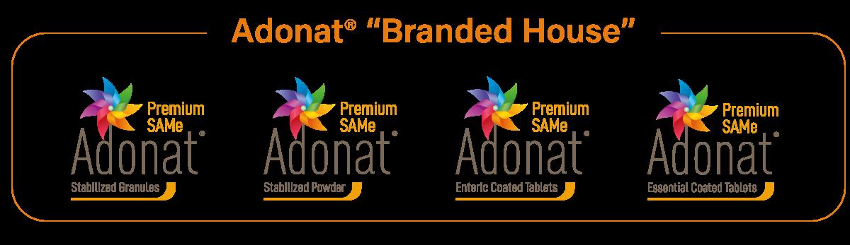 Adonat Branded House logo