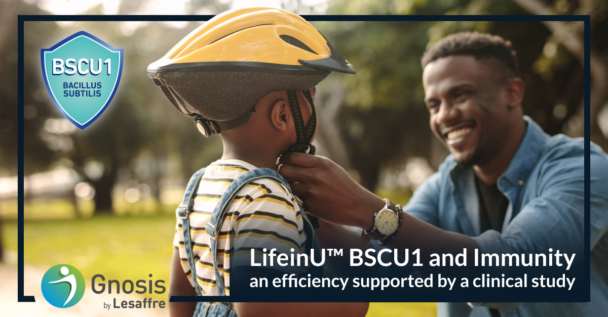 LifeinU™ BSCU1 and Immunity an efficiency supported by a clinical study